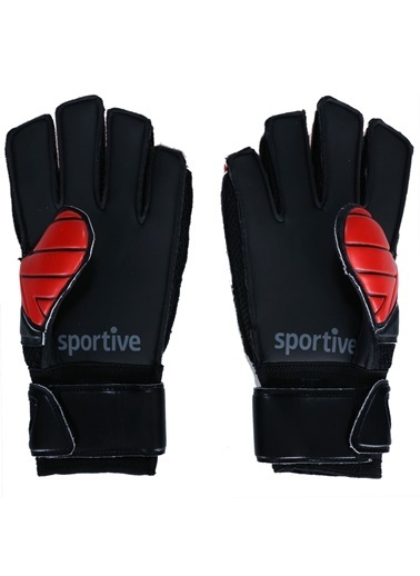 Sportive Kaleci Eldiveni Siyah